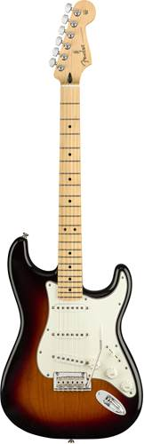 Fender Player Strat 3 Color Sunburst MN Electric Guitar