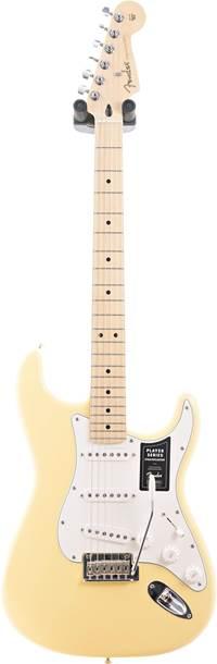 Fender Player Strat Buttercream MN (Ex-Demo) #MX19056845