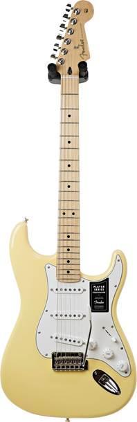 Fender Player Strat Buttercream MN (Ex-Demo) #MX19083769
