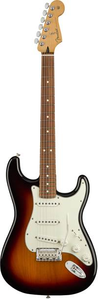 Fender Player Strat 3 Colour Sunburst PF