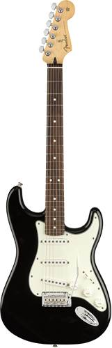 Fender Player Strat Black Pau Ferro Fingerboard