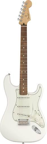 Fender Player Strat Polar White PF