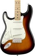 Fender Player Stratocaster 3 Colour Sunburst Maple Fingerboard Left Handed