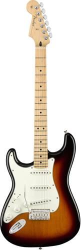 Fender Player Strat 3 Colour Sunburst Maple Fingerboard Left Handed