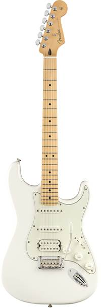 Fender Player Strat HSS Polar White MN