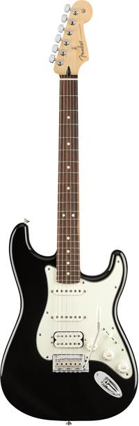 Fender Player Strat HSS Black PF