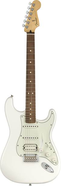 Fender Player Strat HSS Polar White PF