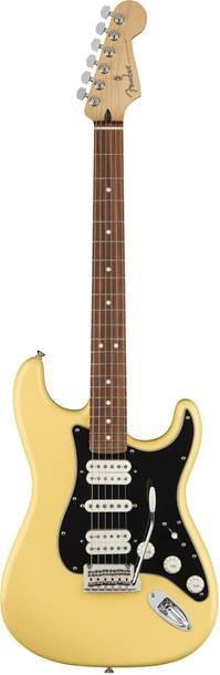 Fender Player Stratocaster HSH Buttercream Pau Ferro Fingerboard