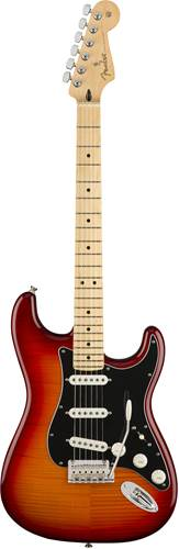 Fender Player Strat Plus Top Aged Cherry Burst MN