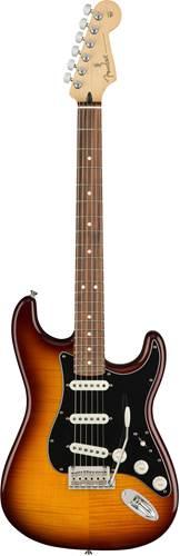 Fender Player Stratocaster Plus Top Tobacco Burst Pau Ferro Fingerboard