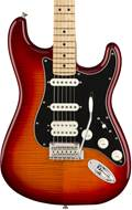 Fender Player Strat HSS Plus Top Aged Cherry Burst MN