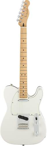 Fender Player Tele Polar White MN
