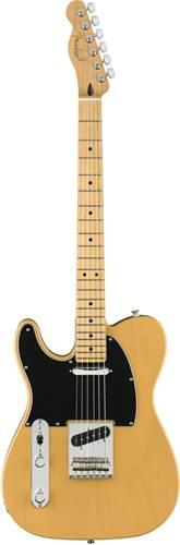 Fender Player Tele Butterscotch Blonde MN Left Handed Guitar