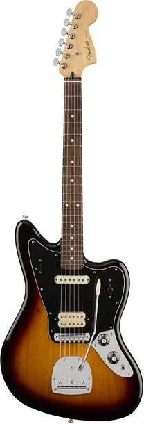 Fender Player Jaguar 3-Color Sunburst PF