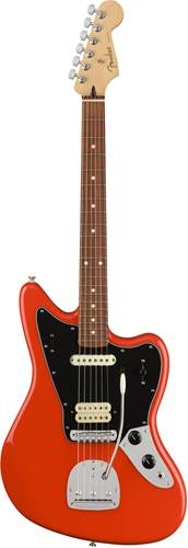 Fender Player Jaguar Sonic Red PF