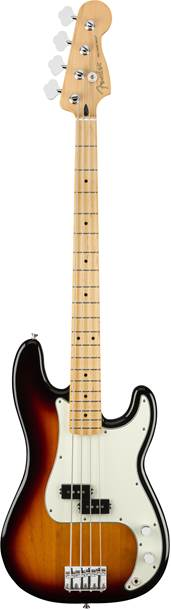Fender Player Precision Bass 3-Color Sunburst MN