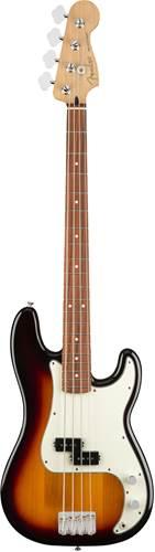 Fender Player Precision Bass 3-Color Sunburst Pau Ferro Fingerboard