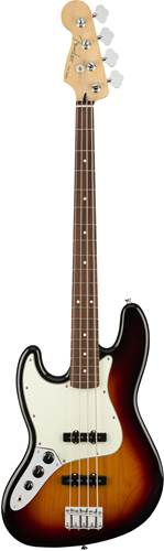 Fender Player Jazz Bass 3-Color Sunburst PF LH