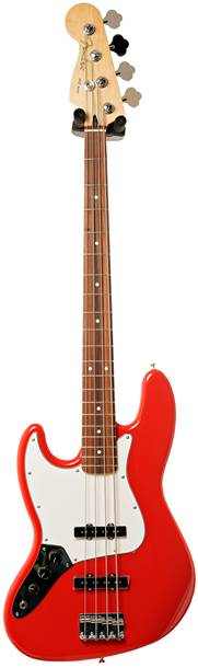 Fender Player Jazz Bass Sonic Red PF LH