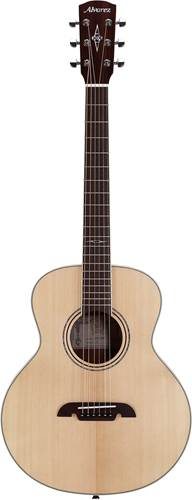Alvarez LJ2E Little Jumbo Travel Guitar