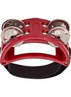 Natal Foot Tambourine Red NTFTR