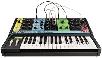 Moog Grandmother Semi-Modular Synth