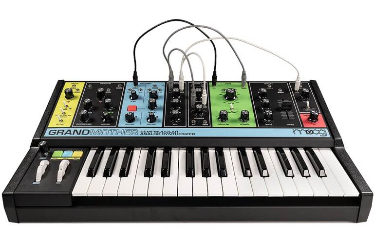 Moog Grandmother Semi-Modular Synth