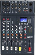 Studiomaster Club XS 6 - 4 Channel Mixer