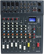 Studiomaster Club XS 8 - 6 Channel Mixer