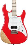 Tyler Guitars Japan Studio Elite HD Fiesta Red Ash MN #J7152