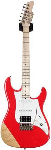 Tyler Guitars Japan Studio Elite HD Fiesta Red Ash MN #J7152