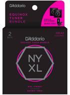 D'Addario NYXL0942 and CT-18 Tuner Bundle