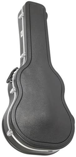 TOURTECH TTABS-WG Deluxe Dreadnought Acoustic ABS Hard Case