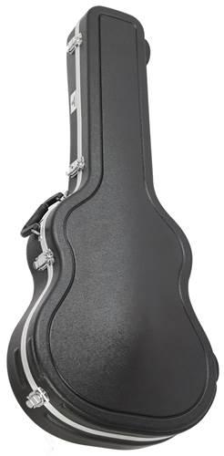 TOURTECH TTABS-CG Deluxe Classical Guitar ABS Hard Case