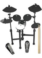 TOURTECH TT-12S Portable Electronic Drum Kit