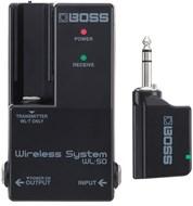 BOSS WL-50 Wireless Pedalboard Guitar System
