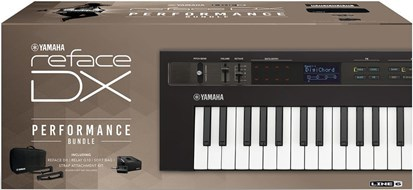 Yamaha REFACE DX Performance Keytar Pack