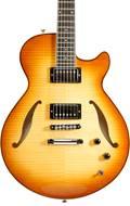 Sadowsky Archtop Semi Hollow Guitar Caramel Burst #A1601