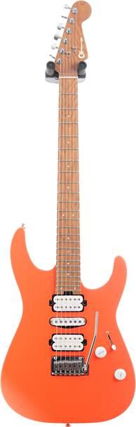 Charvel Pro Mod DK24 HSH Satin Orange Crush (Ex-Demo) #MC187501
