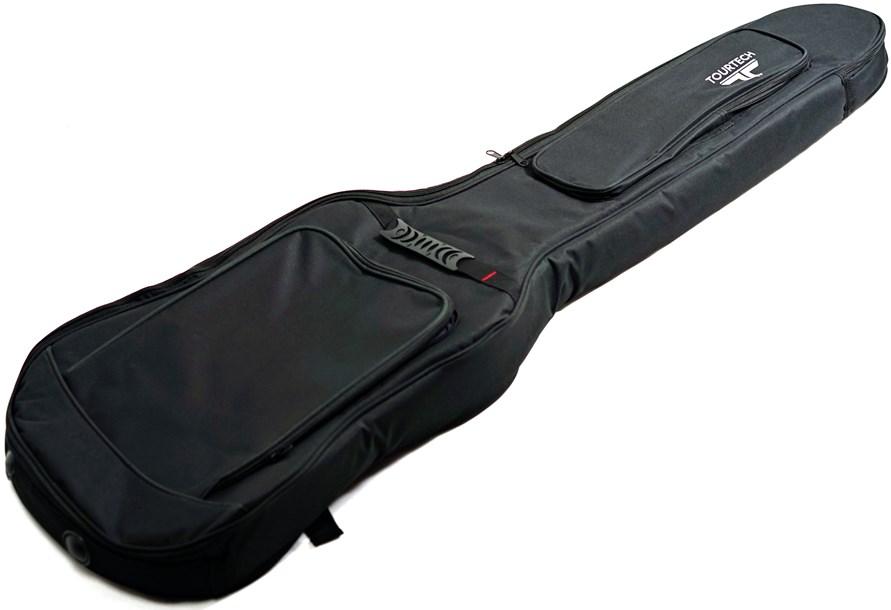 TOURTECH TTB-20BG Deluxe Electric Bass Guitar Gig Bag