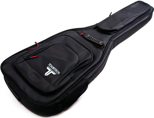 TOURTECH TTB-NDURA25EG Premium Electric Guitar Gig Bag