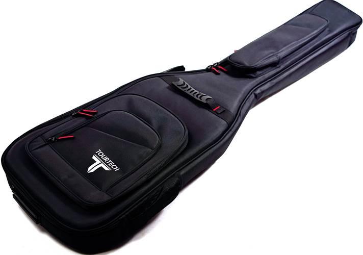 TOURTECH TTB-NDURA25BG Premium Electric Bass Guitar Gig Bag