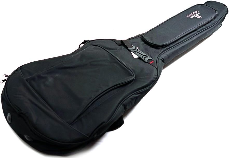 TOURTECH TTB-20JG Deluxe Jumbo Acoustic Guitar Gig Bag