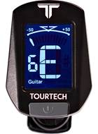 TOURTECH TTA-T02 Clip tuner for Chromatic/Guitar/Bass/Violin/Ukulele