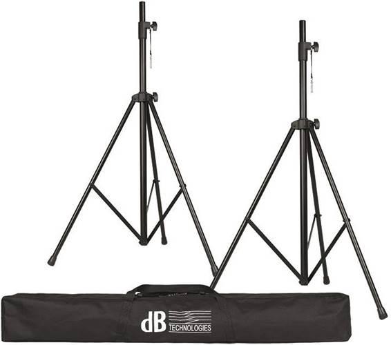 dB Technologies SK25 25MM Speaker Stand Set