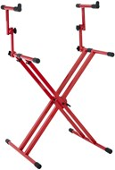 Gator Frameworks GFW KEY 5100X Red Keyboard Stand