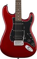 Squier Affinity Pack Strat Hss Candy Apple Red