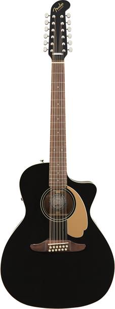 Fender Villager 12-String V3 Jet Black