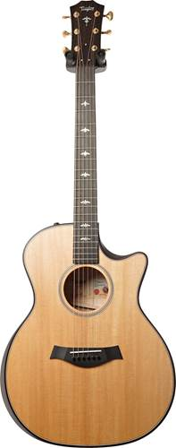 Taylor 614ce Builders Edition Natural V Class Bracing