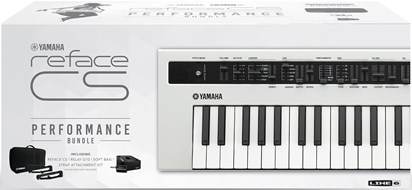 Yamaha REFACE CS Performance Pack CREFCSPERFBDLUK (Ex-Demo) #7794